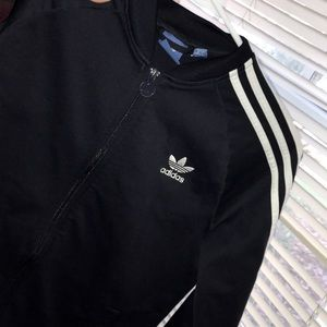 Adidas Superstar Jacket Dark Blue